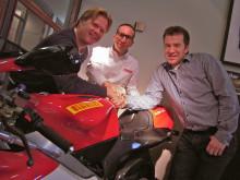Pirelli officiell däckleverantör till Pro Superbike