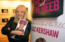 Bird and the Beeb – Liz returns 'home' for literature festival show