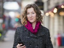 Otydlig gräns mellan arbete och privatliv i sociala medier