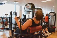 Fler och fler äldre hittar till gymmen