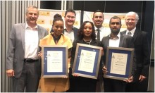 Surbana Jurong's SMEC South Africa team wins top industry awards for second year running