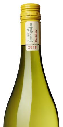 Nytt ekologiskt vitt vin från miljömedvetna Cono Sur