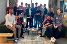 Rekordmånga traineer till Omegapoints traineeprogram