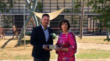 Marco Lotz veranstaltet Geburtstagstombola: Bärenherz erhält den Erlös