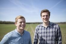 Joel Glemne och Niklas Ericson