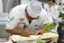 Der Sushi-Weltmeister 2017 zaubert in Norwegen