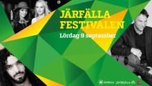 Järfällafestivalen – med Anders Lundin, Bella & Filippa och Ramy Essam