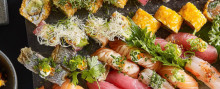Woso Salad & Sushi öppnar på SöDER!
