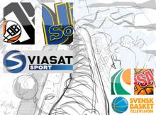 2xSvenska Basketligan ikväll