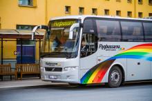 Alla fordon fossilfria hos Flygbussarna