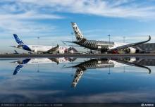 Expansion Dubai for A350XWB