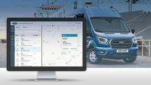 Ford presenterar nya uppkopplingstjänster för bilflottor