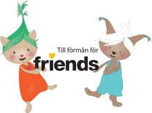 ILT Inläsningstjänst väljer att stödja Friends