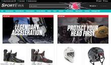 Sportewa.com lanserar ny fräsch kostym