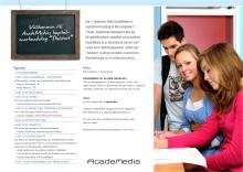 """Välkommen till AcadeMedias kapitalmarknadsdag """"Skolstart"""""""
