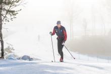 Mer än 2 mils skidåkning i Bruksvallarna & Ramundberget