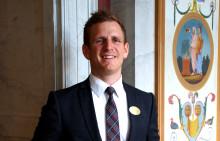 Christopher Lööb - ny restaurangchef