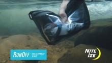 Nite Ize lanserar RunOff – en revolutionerade kollektion av luft- och vattentäta väskor!