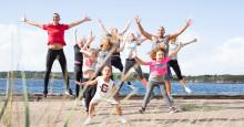TREND: Norske barnefamilier vil være aktive i ferien