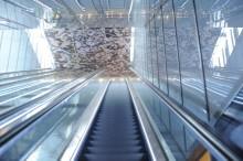Gjenåpning av Nydalen T-banestasjon