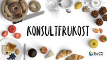SwCG startar återkommande konsultfrukost i Stockholm, Göteborg och Malmö