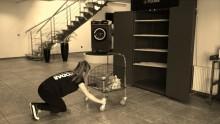 Nu kan du också få tvättbräda i tvättstugan - övning 9