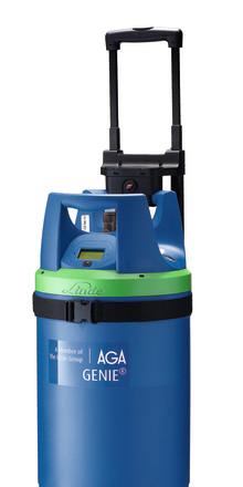 AGA officiell leverantör av gas till Elmia Svets & Fogningsteknik