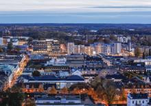Kvarteret Pilgrimen i Växjö tilldelas byggnadspriset 2018