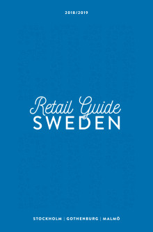 Retail Guide Sweden 2018/2019