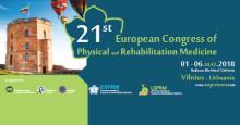 21st European Congress of Physical & Rehabilitation Medicine