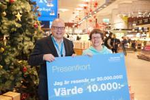 Rekordmånga reser via Arlanda – mer än 20 miljoner resenärer under 2013