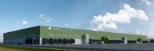Logistic Contractor uppför lager åt Axfast