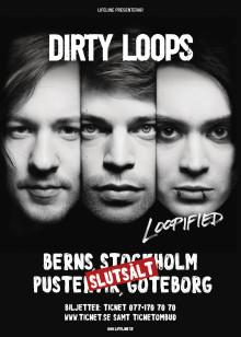 Dirty Loops sätter lapp på luckan och fortsätter segertåget i höst