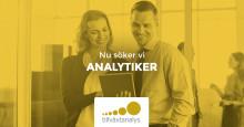 Analytiker till Innovation och grön omställning