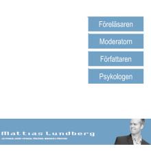 Folder Mattias Lundberg