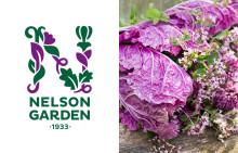Nelson Garden på Nordiska Trädgårdar