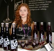 Succé för alkoholfria bärdryckerna Saxhyttegubbens Blåbär 100% och Lingon 100% Snaps