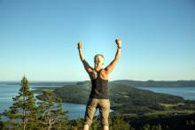 Höga Kusten har turismsveriges mest populära facebooksida.
