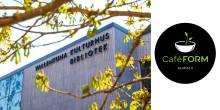 Café Form öppnar upp i Vallentuna Kulturhus