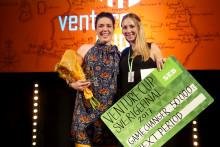 Femtech-bolag hyllades i Venture Cups Sverigefinal