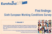 Survey shows diverse picture of Europe at work - but with some positive developments