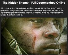 När psykiatrin invaderar militären