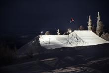 SkiStar Vemdalen: Parksatsningen fortsätter med andra upplagan av Under The Lights
