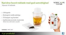 Nyd en god kop te uden at skulle rense te filter