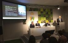 Avinor på klimakonferansen i Paris