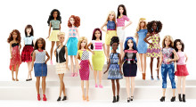 Barbie erweitert Produktlinie und stellt Fashionistas in drei neuen Versionen vor