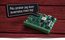 Nu pratar larmet svenska