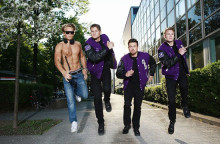 Uggla, Faråker och De vet du inleder Östersjöfestivalen