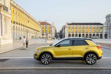 Volkswagen-modellerna Polo och T-Roc får högsta säkerhetsbetyg: 5 stjärnor i Euro NCAP