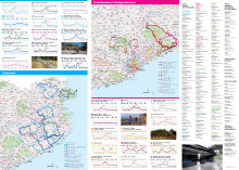 2018 - Road Cycling Map